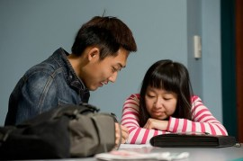 International students studying in SFU's English Language and Culture Program.   Photo courtesy of SFU Continuing Studies.