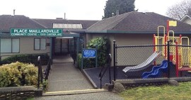 Place Maillardville Community Centre in Coquitlam. | Photo by Diane Walsh.
