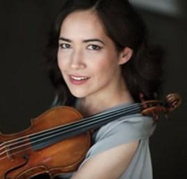Viviane Hagner. |  Photo courtesy of Vancouver Symphony