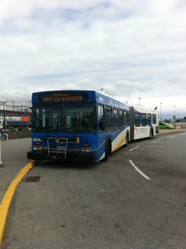This upcoming referendum is badly flawed. What we need is a better public transit dialogue. |Photo by Richard Eriksson