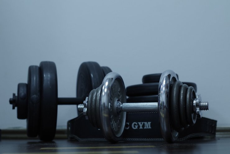 Dumbell for workout plan
