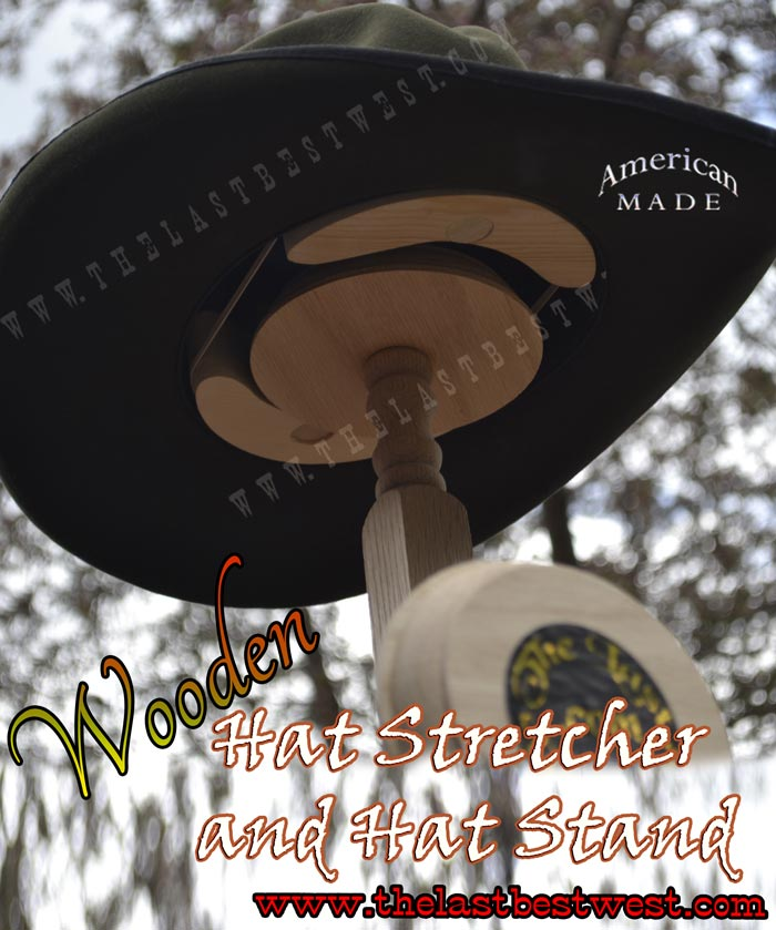 Hat Stand and Hat Retainer