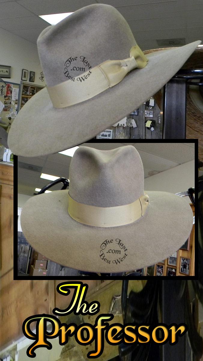 Professor Handmade Hat