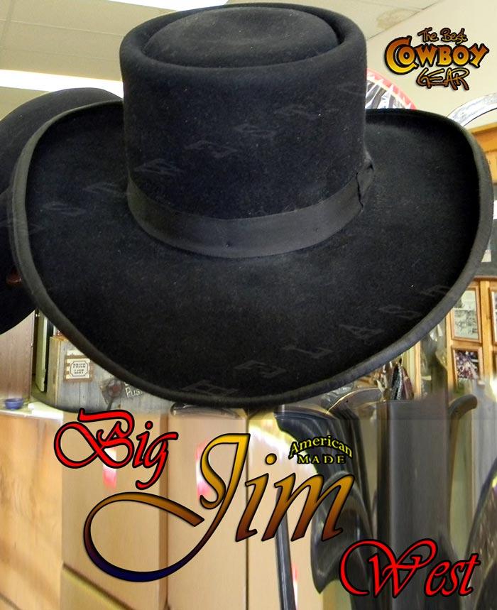 7c6971439 Big Jim Cowboy Hat