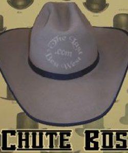 Chute Boss Custom Handmade Hat