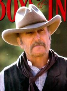 Robert Duvall in Broken Trail