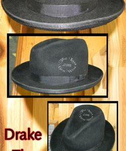 Drake the Ripper Fedora Hat