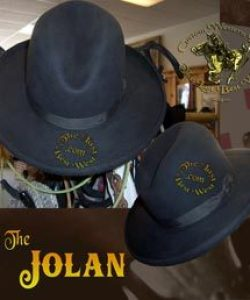 Jolan Custom Handmade Dress Hat