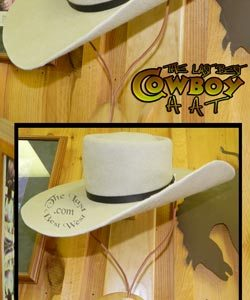 Nat Love Handmade Hat
