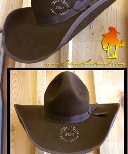 Plainsman Custom Hat