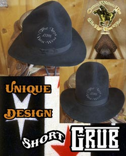 Short Grub Character Hat