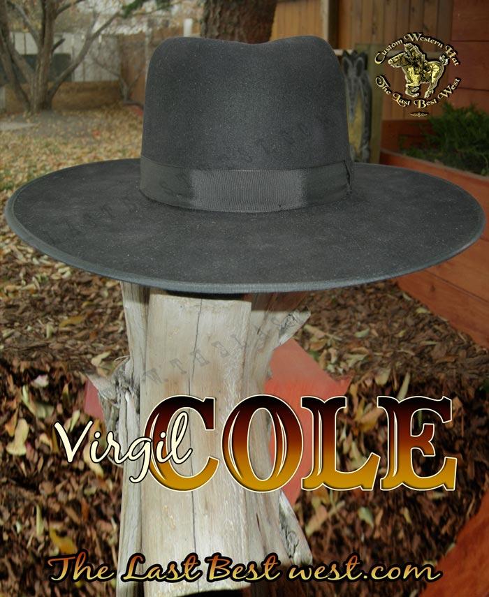 Virgil Cole Movie Hat