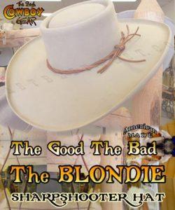 Blondie Sharpshooter Movie Hat