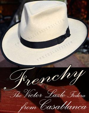 Frenchy Fedora