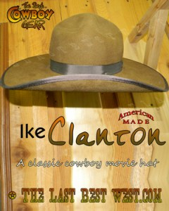 Ike Clanton Movie Hat
