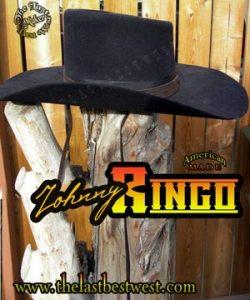 Johnny Ringo Custom Handmade Hat