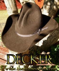 Decker - from Legends of the Fall (1994)