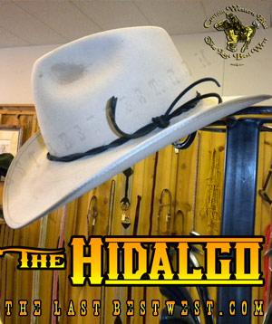 Hidalgo Cowboy Hat