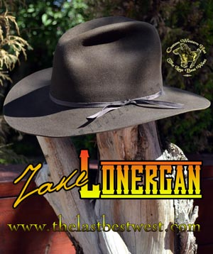 eb4f6cf3dc8a4 Cowboys and Aliens Jake Lonergan Hat - The Last Best West