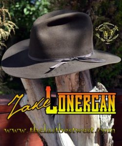 Cowboys and Aliens Jake Lonergan hat