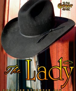 Lady Custom Movie Hat