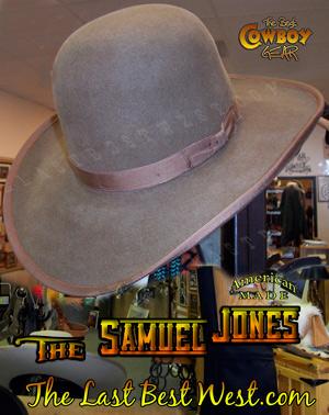 Samuel Jones Movie Hat