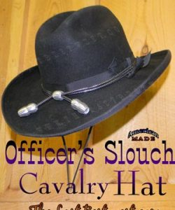 Officer's Slouch Civil War Cavalry Hat