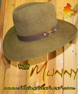 fc6da70aafd47 Will Munny Cowboy Hat - The Last Best West