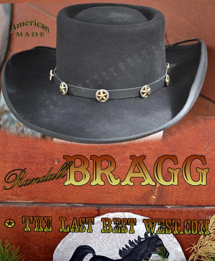 Randall Bragg Movie Cowboy Hat
