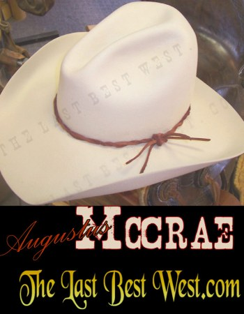 Augustus Handmade Hat