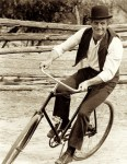 Paul Newman as Butch Cassidy