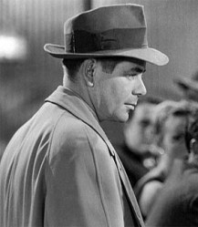 Glenn Ford in, The Big Heat.