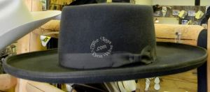 The Hickok Hand made Cowboy Hat