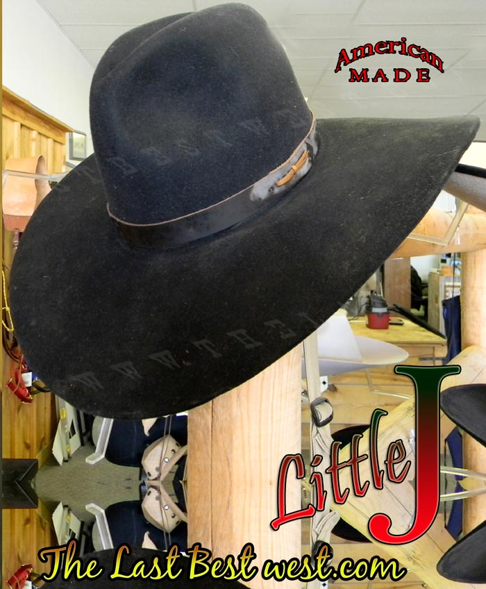 Little J Cowboy Hat