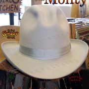 Monty Old West Dress Hat