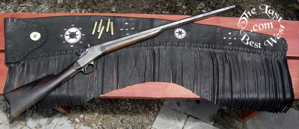 Classic Indian Rifle