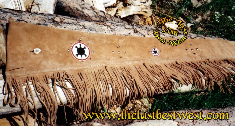 Indian Style Rifle Sheaths