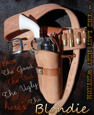 Blondie Movie Holster