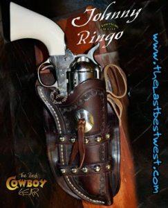 Johnny Ringo Leather Holster