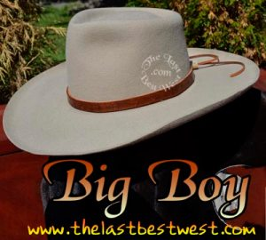 Big Boy Hatband