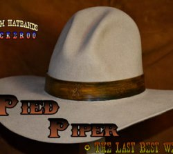 Pied Piper Custom Hat Band