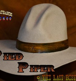 Pied Piper Custom Hatband