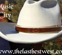 Music City Custom Hat Band