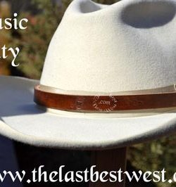 Music City Custom Hatband