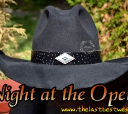 Night at the Opera Custom Hat Band