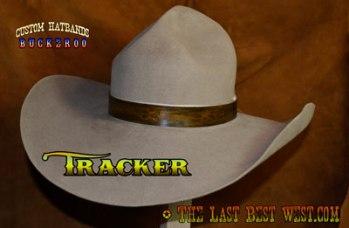 Tracker Custom Hatband