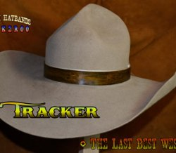 Tracker Custom Hat Band