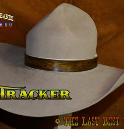 Tracker Custom Hatband
