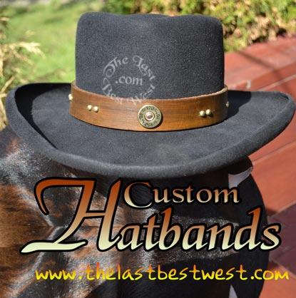 Shotgun Willie Hatband - The Last Best West 42b07f27ee62