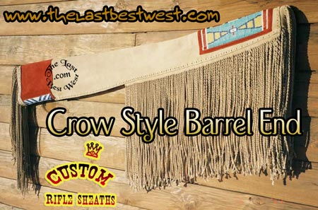 Crow Rifle Sheath